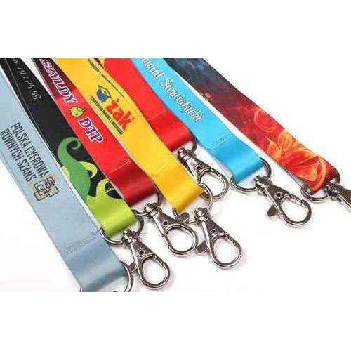 Branded Lanyards X 100 Printed