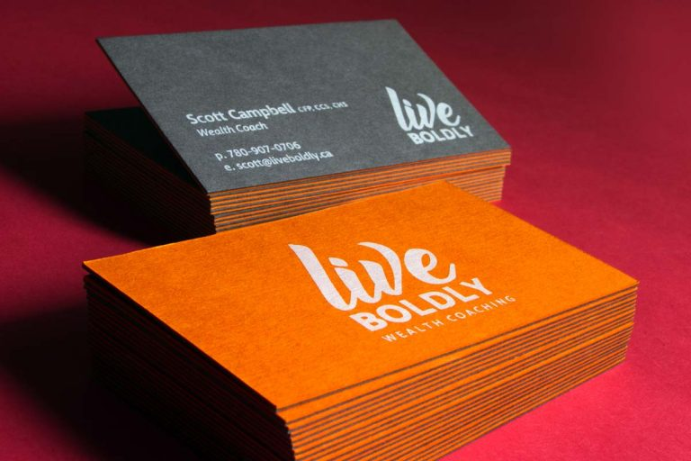 500 business cards double sided colour  express print